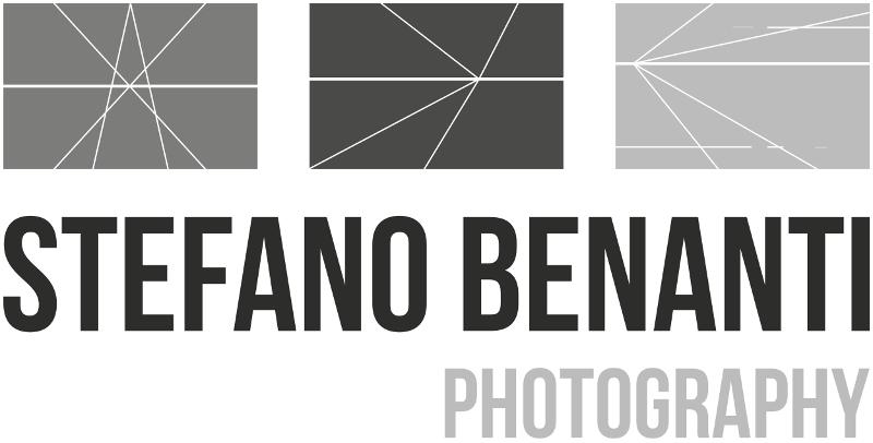 logo stefano benanti photography - mini - nuovo sito